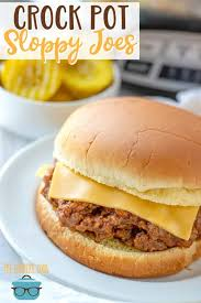crock pot sloppy joes video the