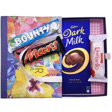 mars raffaello dark milk chocolate