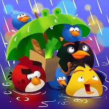 How many puzzle pieces are you missing?... - Angry Birds Blast ...