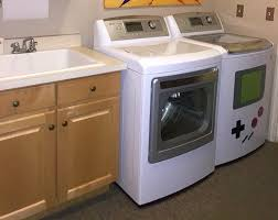 Gameboy Magnetic Stickers For Your Appliances