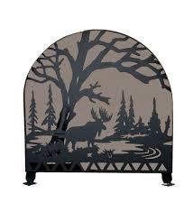 30 w x 30 h moose creek arched