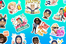 Avatars let you create your OWN emoji ...