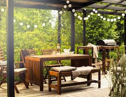 outdoor furniture set for your patio