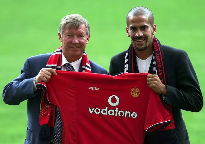 """Image result for Veron Manchester United"""""""