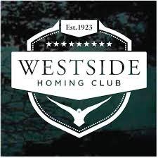 Westside Homing Club Custom Decals Decal Junky