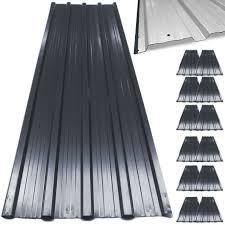 galvanized corrugated metal roofing لم