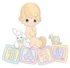 baby clipart precious moments