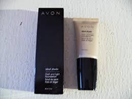 amazon avon ideal shade fresh and