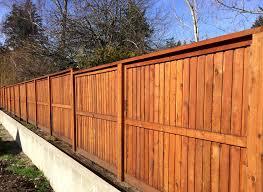 Cedar Fencing Weatherwise