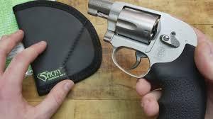 sticky holsters for j frame revolvers