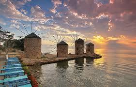 Çeşme çıkışlı feribot ile Sakız Adası Turu