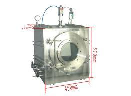 high vacuum chamber for diy rf dc