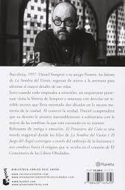 Amazon.it: El prisionero del cielo - Ruiz Zafón, Carlos - Libri in ...