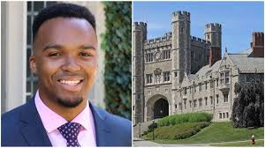 Nicholas Johnson named Princeton University's 1st black valedictorian
