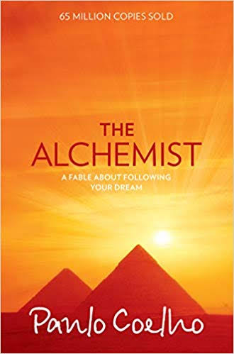 """Image result for The Alchemist by Paulo Coelho"""""""