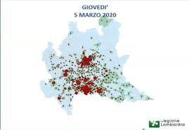 Rischio pandemia per il Coronavirus: la zona rossa si estende in ...