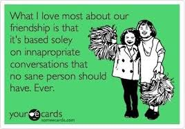 friendship quote inappropriate conversations best quotes
