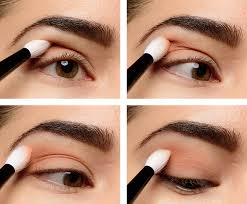 how to blend eyeshadow easy