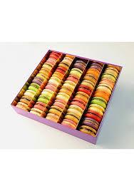 colorful macaron gift box in dubai uae