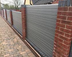 Upvc Plastic Fencing In Stoke On Trent