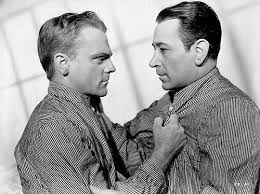 James Cagney and George Raft | James cagney, Movie stars, Film man