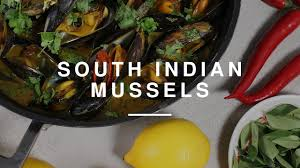 South Indian Mussels w Ravinder Bhogal ...