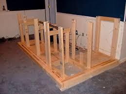 building a home bar plans free home