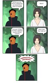 Naruto - This is funny, but is does beg the question....just how ...