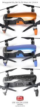 Wrapgrade Poly Skin For Dji Mavic Air Unit A Wrap Decal Mavic Mavic Drone Drone