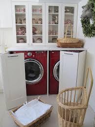 creative ways to hide a washing machine