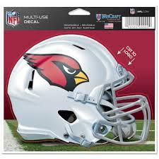 Official Arizona Cardinals Car Decal Cardinals Window Decal Window Decal For Cars Nflshop Com