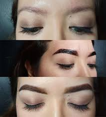 the ultimate brow makeover sunstar