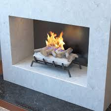 birch convert to ethanol fireplace log
