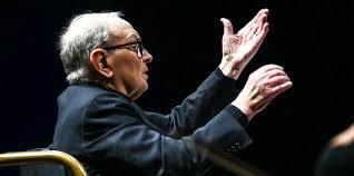 Abschiedskonzert von Ennio Morricone: Wenn die Flöten sich ...