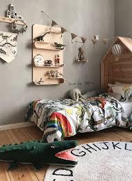 Into The Jungle Dinosaur Theme In Children S Rooms Rafa Kids