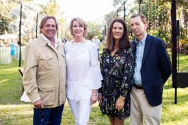 Marie Selby Botanical Gardens hosts an evening in the gardens - Billy and Nora  Johnson with Jenny and Ken Pendery | Your Observer