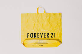 forever 21 bankruptcy signals a shift