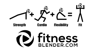 fitness blender home workout