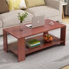 simple modern coffee table living room