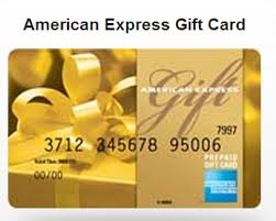 amex gift cards update