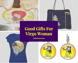 good gifts for virgo woman zodiac present