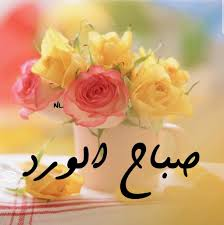 صباح الورد Morning Greeting Good Morning Arabic Good Morning Love
