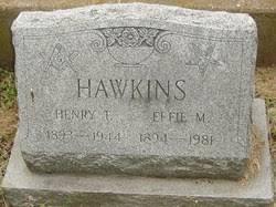 Effie May Blair Hawkins (1894-1981) - Find A Grave Memorial