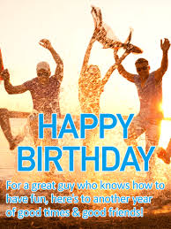 Happy Birthday Images Happy Birthday For Guys Images