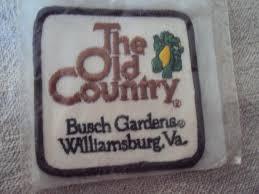old country busch gardens williamsburg