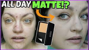 mufe matte velvet skin blurring powder