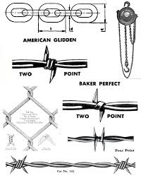 Barb Wire Chains And Fence Shop Illustrated Ebooks And Art Supplies Today