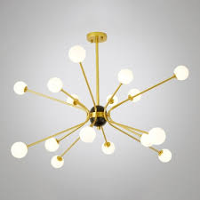 Indoor Decorative Lights For Room 6 12 16 Light Modo Chandelier In Frosted Shade Kids Room Bedroom Living Room Glass Sphere Chandelier In Gold Beautifulhalo Com