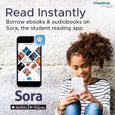 Sora, the online reading app through... - Central Valley Public ...