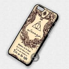 best quotes harry potter deathly hallows iphone s se cases